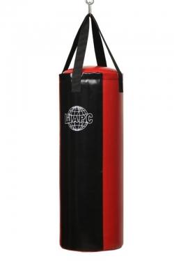 Мешок боксерский ШАРС 22х55см (10кг) кож. зам. стропы