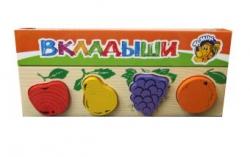 Рамка Вкладыш Фрукты-ягоды