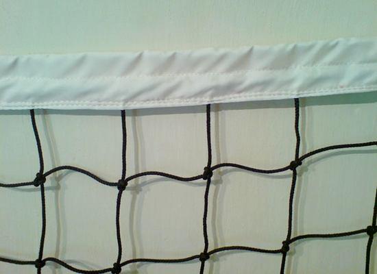 Сетка волейбольная d нити 3,1мм №8 с тросом